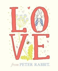 Peter Rabbit LOVE Book