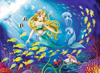 Ravensburger Puzzle - Mermaid