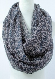 Scarf - Paisley Snood