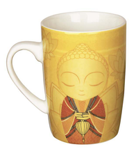 Little Buddha Beyond the Clouds Mug