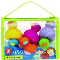 K's Kids Rubber Duck Set