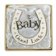 Dakota - Baby Good Luck Horseshoe