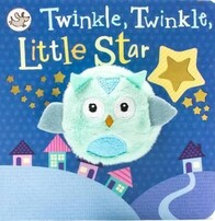 Finger Puppet Book - Twinkle Twinkle Little Star