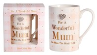 Mad Dots Mug - Wonderful Mum
