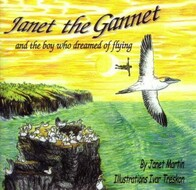 Janet the Ganet by Janet Martin