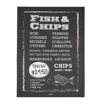 Tea Towel - Fish & Chips