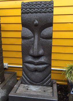 Buddha Water Feature 50cm x 125cm