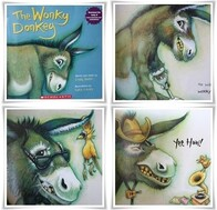 The Wonky Donkey / Board Book