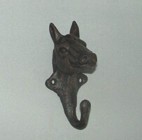 Horse Head Single Hook