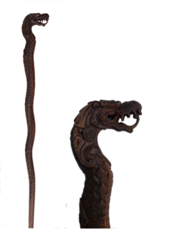 Walking Stick / Dragon