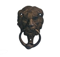 Door Knocker - Lion (sml)