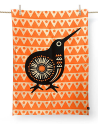 Tea Towel - Retro Kiwi