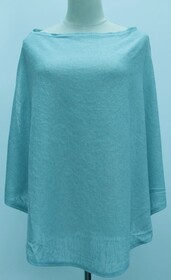 Top - Light Summer Cover - Teal