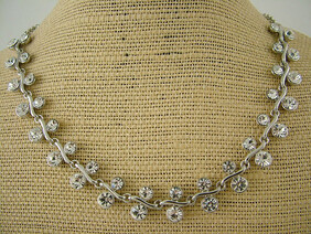 Necklace - Diamante Necklace