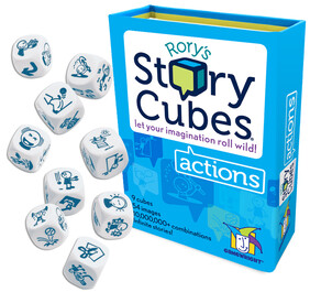 Rory's Story Cubes / Actions
