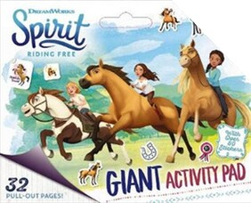 Giant Activity Pad - Spirit Riding Free