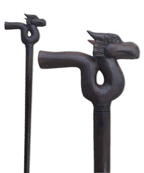 Walking Stick / Dragon (with handle)