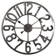 Clock - Zinc Industrial