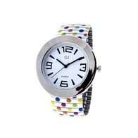Watch - Multi Polka Dot