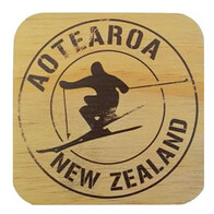 NZ Wood Coaster / Pure Ski