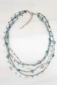 Necklace - Bermuda Mint