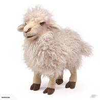 Folkmanis Puppet /Sheep Long Wool