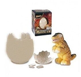 Hatch'em growing pet dinosaur
