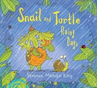 Snail & Turtle Rainy Days