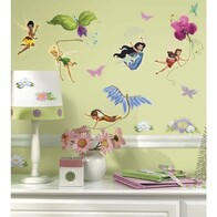 RoomMates Peel and Stick Wall Decals / Disney Fairies