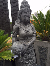 Buddha Water Feature 50cm x 155cm