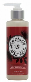 Great Barrier Island Bee Co - Pohutukawa & Pawpaw Bath & Shower Gel