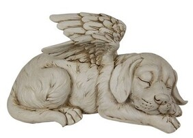Dog Memorial Angel