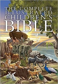 The Illustrated Childrens Bible