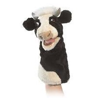 Folkmanis Puppet / Cow