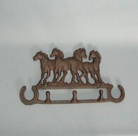 Four Horse Key Hook
