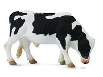 Friesian Bull Figure