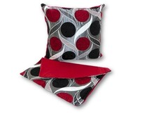 Cushion - Red Dots