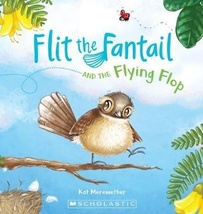 Flit the Fantail and the Flying Flop