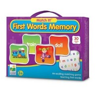 Match It - First Words Memory