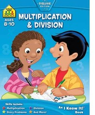 School Zone - Multiplication & Division