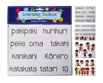 Learning Toolbox Magnets / Maori Actions