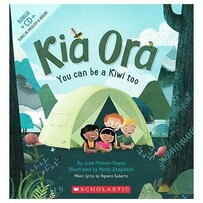Kia Ora You Can Be A Kiwi Too - Singalong