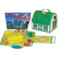 Toy Tote Playmant / Farmland