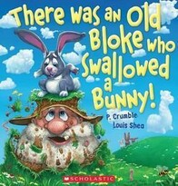 There Was An Old Bloke Who Swallowed A Bunny