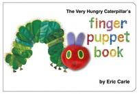 Hungry Caterpillar Finger Puppet Book