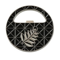 Magnetic Bottle Opener - Geo Fern