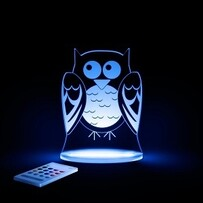 Sleepy Light / Owl