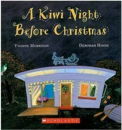 A Kiwi Night Before Christmas - Board Book