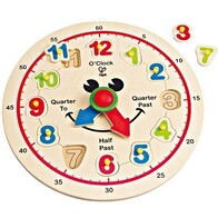 Happy Hour Clock - Kids Learning