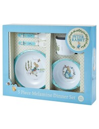 Peter Rabbit 5pce Dinner Set